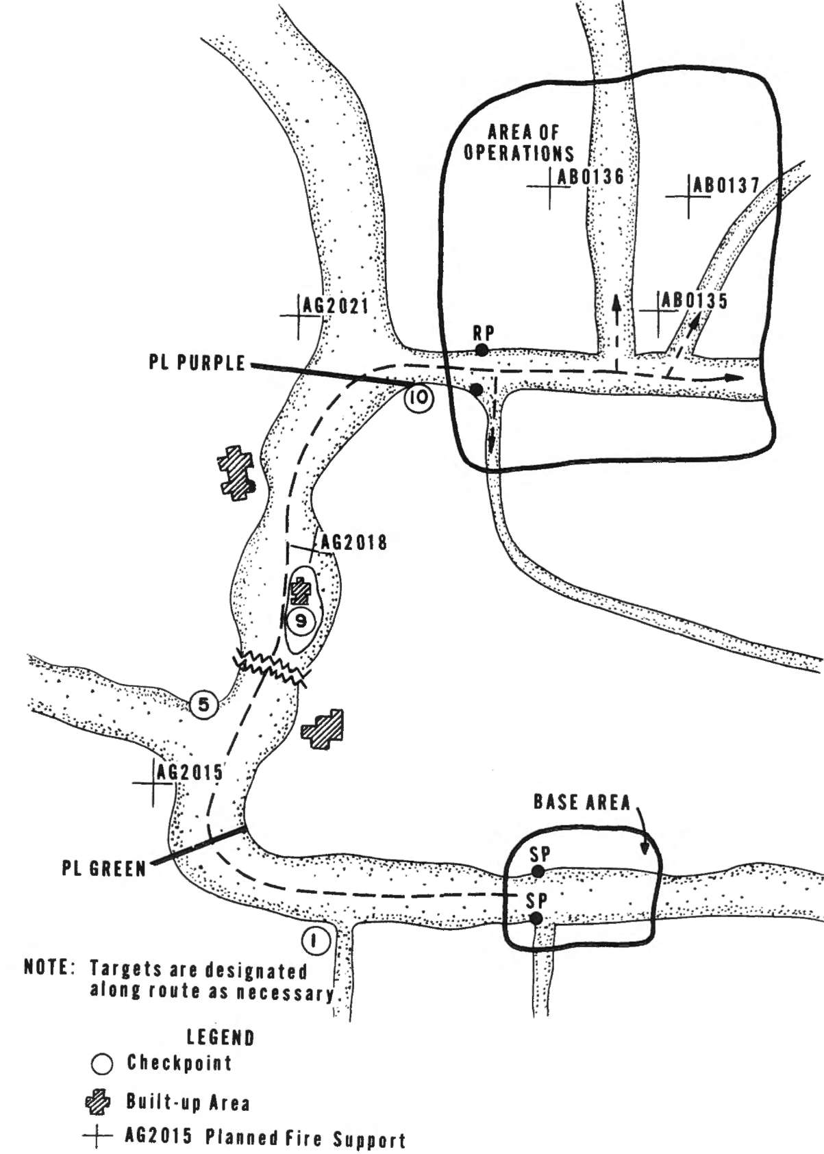 a   area signal battalion