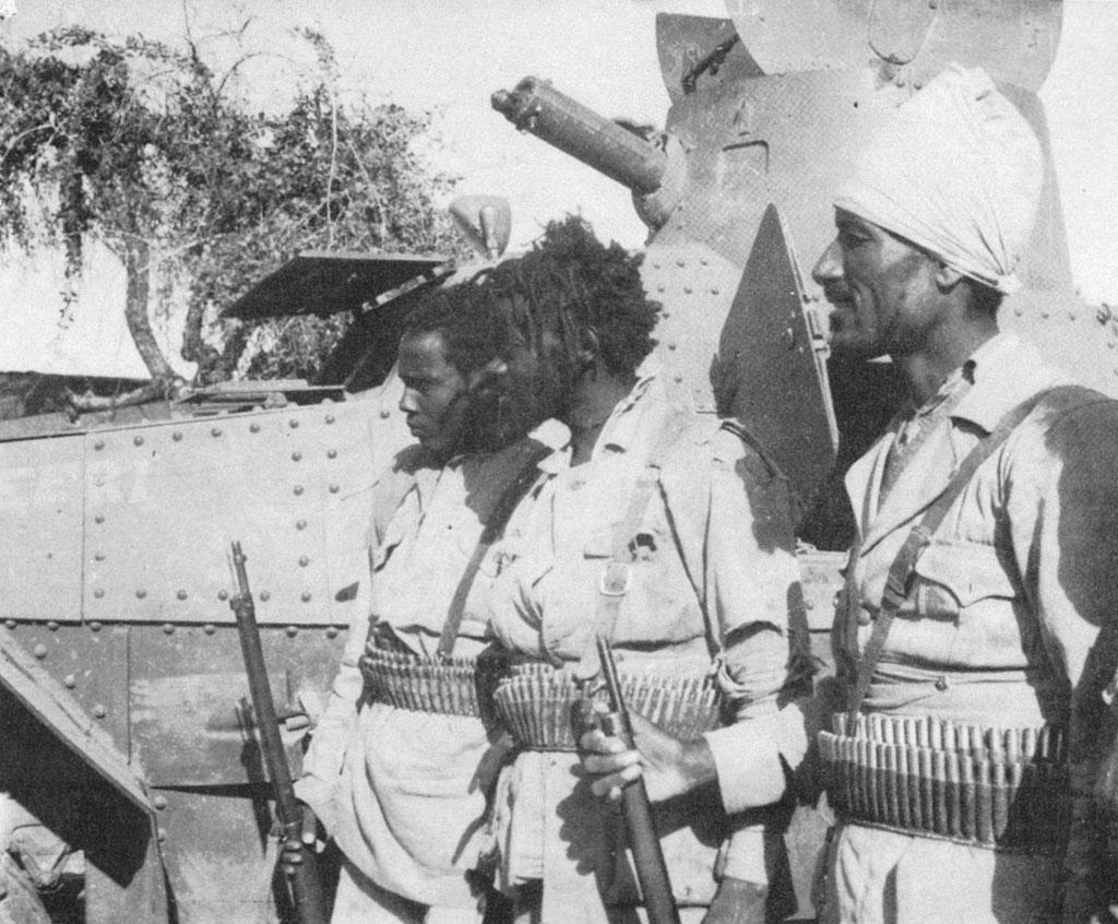 List of wars involving Ethiopia