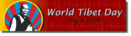 July 2005 Celebrates ibiblio's Tibet  Resources