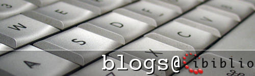 Blogs@ibiblio