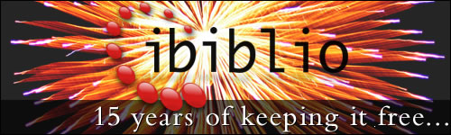 15 years of ibiblio