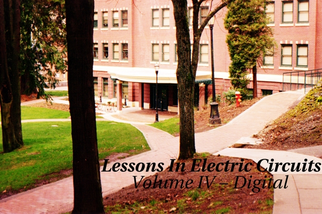 Lessons In Electric Circuits -- Volume IV (Digital) - Table of ...
