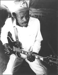 Paul Wine Jones - blues guitar