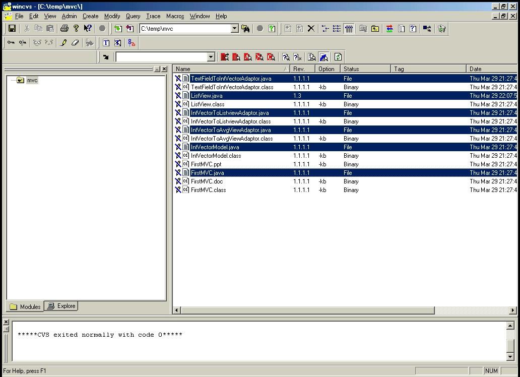 Ventana para escoger archivos del<br /><br /><br /><br />   tag.<br /><br /><br /><br />