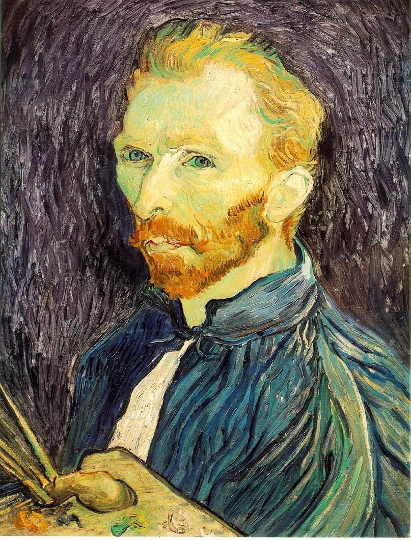 WebMuseum: Gogh, Vincent van: Self-Portraits