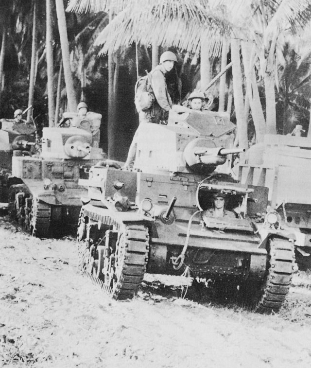 Hyperwar Us Army In Wwii Guadalcanal The First