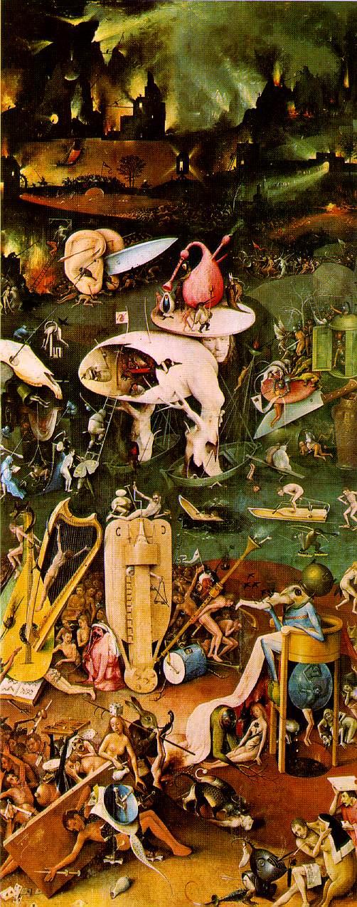 WebMuseum: Bosch, Hieronymus: The Garden of Earthly DelightBosch Garden Of Earthly Delights Outside