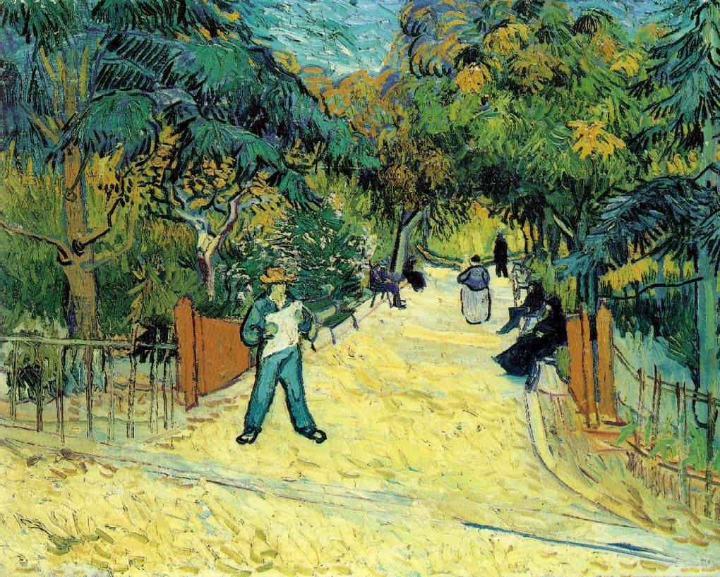 Webmuseum gogh vincent van for La chambre jaune a arles van gogh