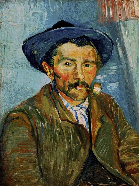 WebMuseum: Gogh, Vincent van: Portraits