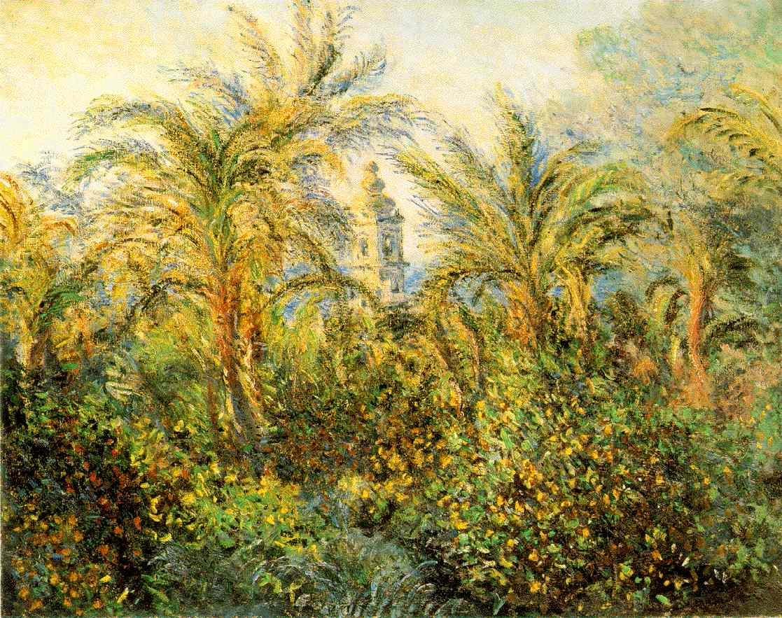 Webmuseum Monet Claude Last Years